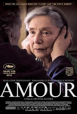 Đơn Giản Là Tình Yêu - Amour (2012) Poster