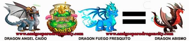 como obtener el dragon abismo en dragon city formula 3