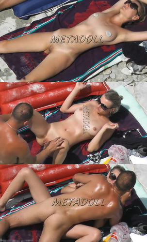 Twink bouncing on trampaline
