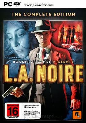 L.A Noire PC Game Full Version