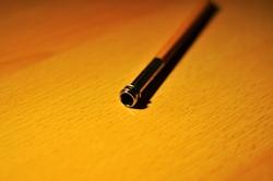 Bleistiftchenstummelchenhalterchen...