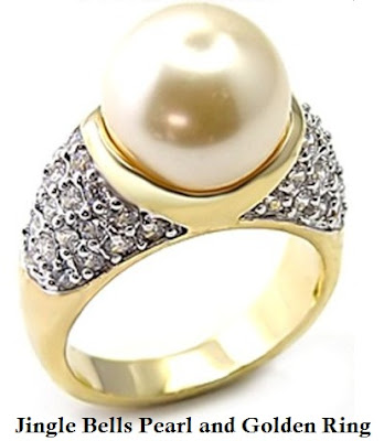 Jingle Bells Pearl and Golden Ring