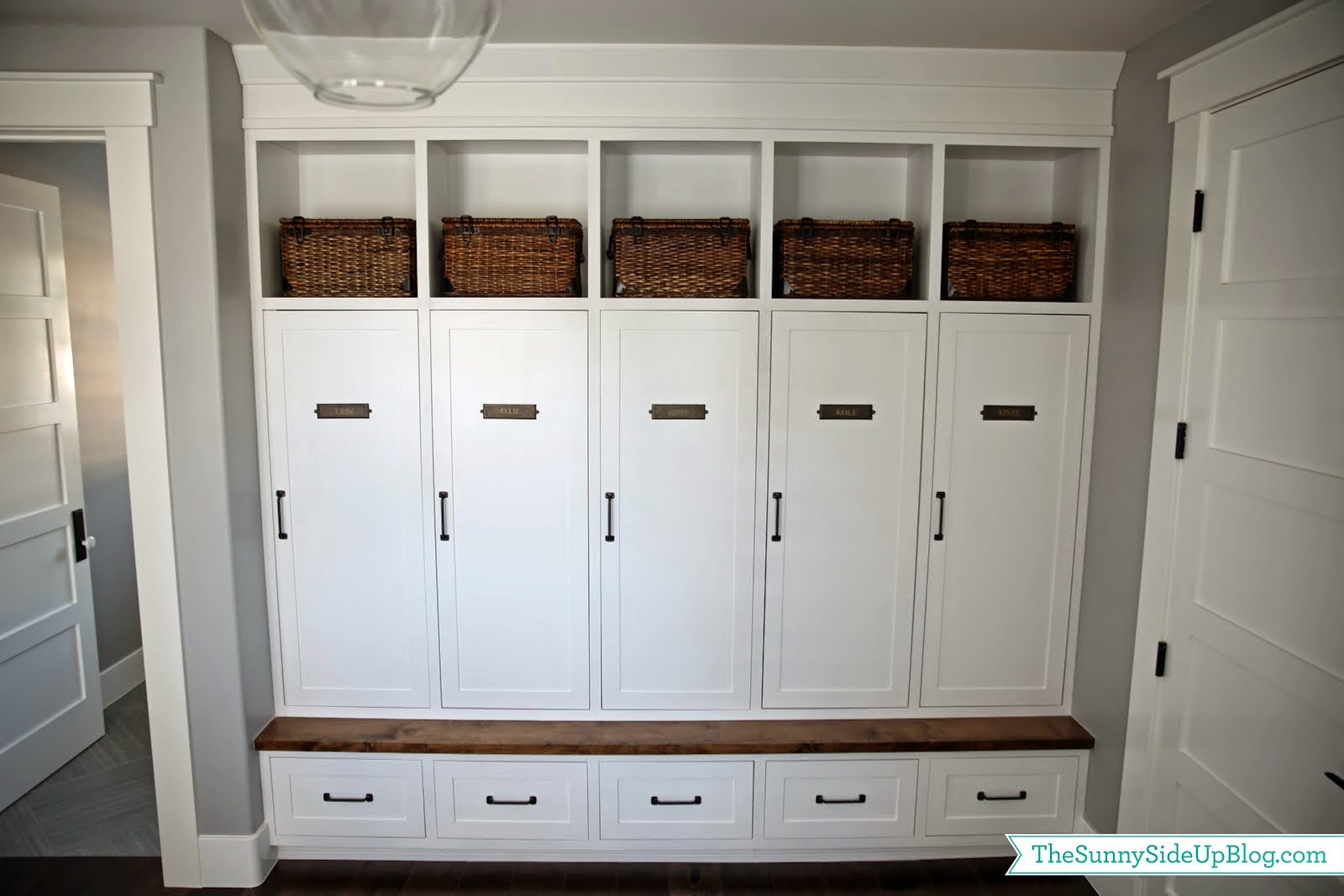 My Organized Mudroom