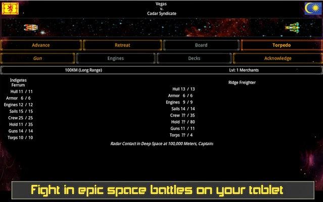 Star Traders RPG Elite apk screenshot1