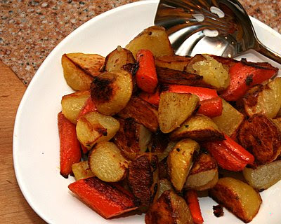 How to Roast Potatoes to Perfection