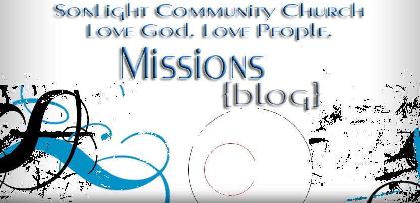 SonLight Missions Blog