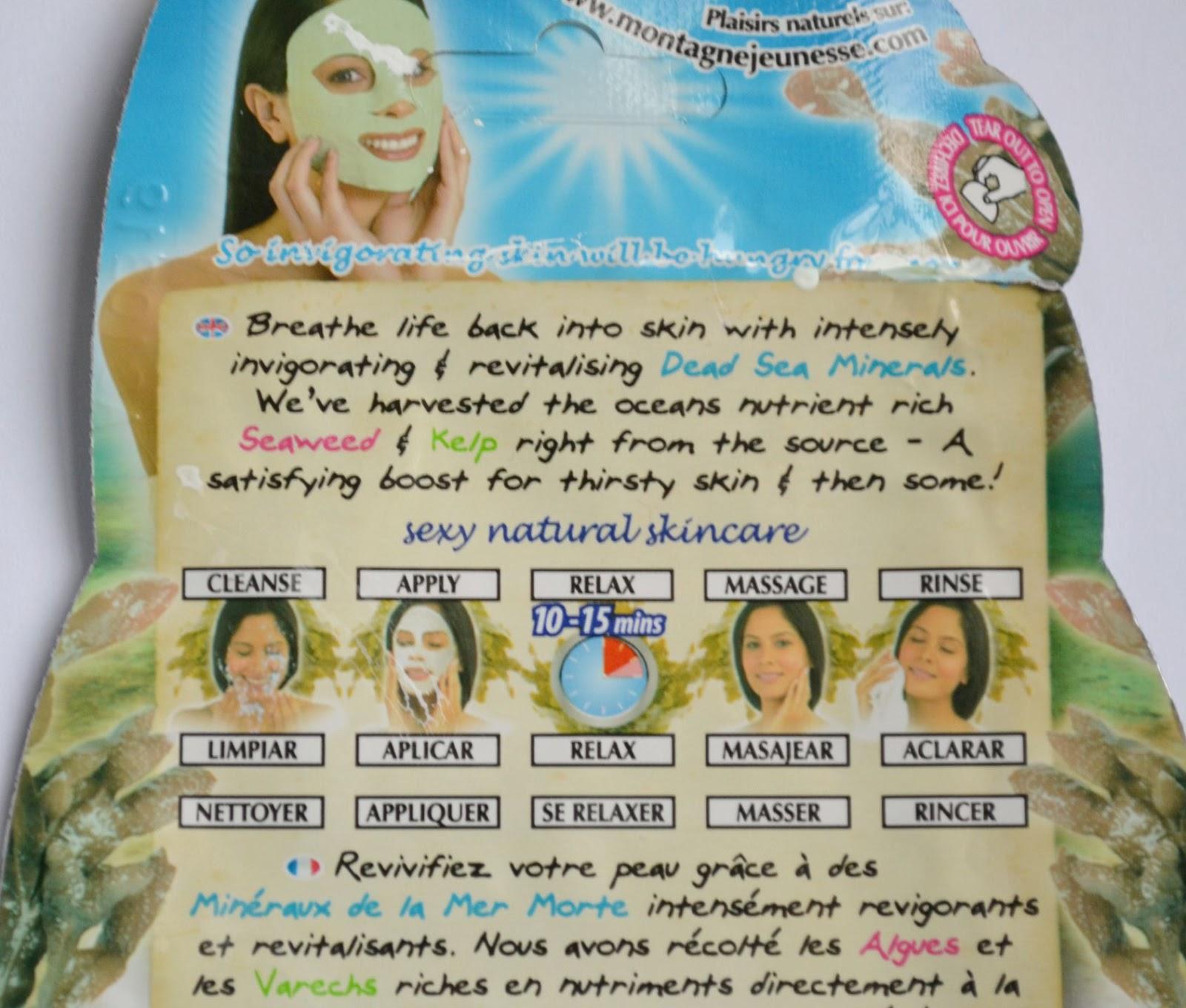 masker maken voor je gezicht