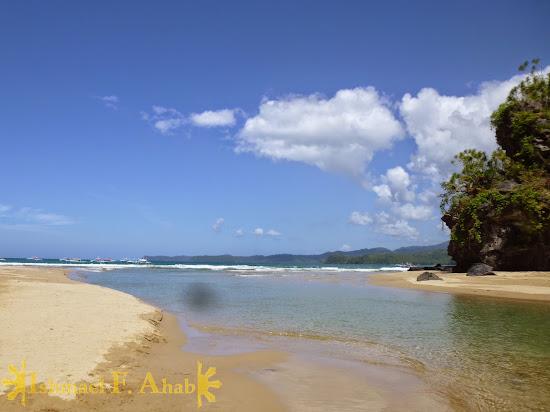 Puerto Princesa Underground River water to West Philippine Sea