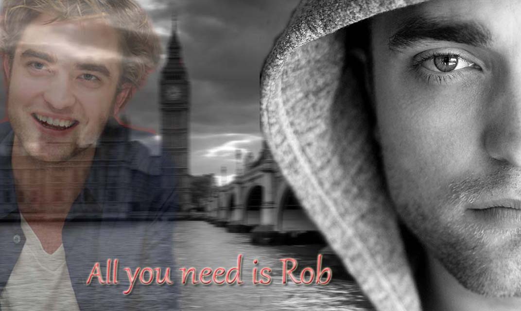 All you need is Rob 