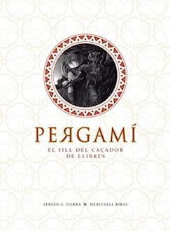 """""""PERGAMÍ. EL FILL DEL CAÇADOR DE LLIBRES"""" (2012)"""