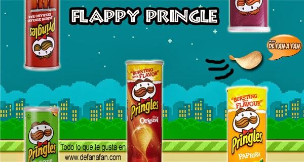 Flappy Pringles