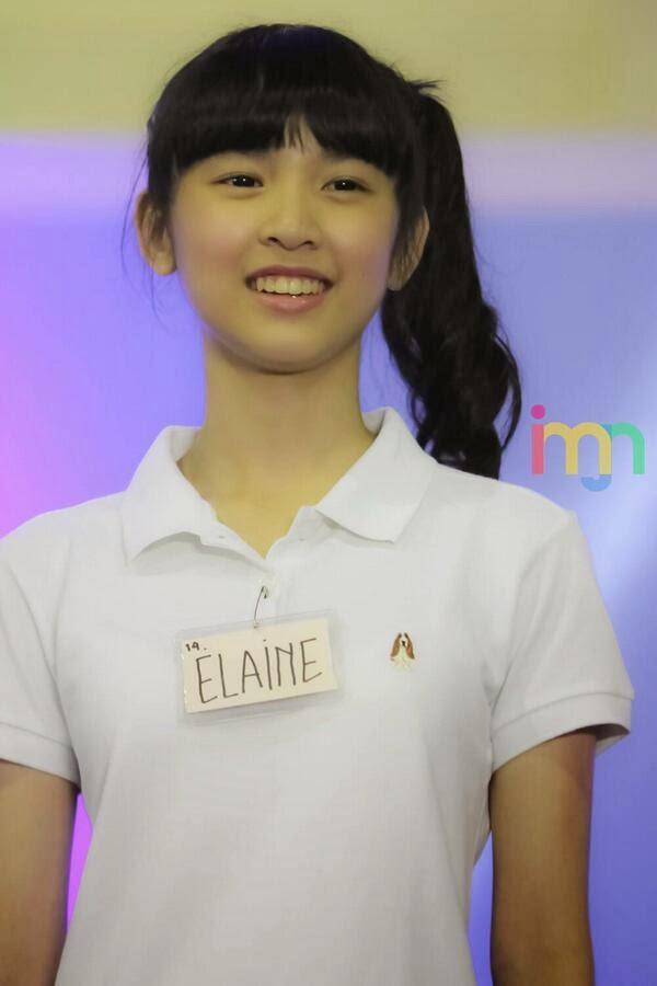 Ini dia beberapa kumpulan foto Elaine JKT48