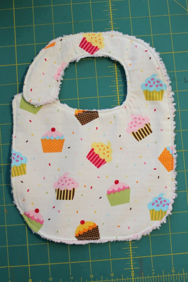 Quick And Easy Baby Bib 30 Minute Crafts