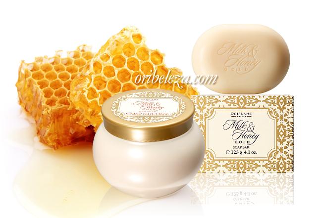 Creme de Corpo e Sabonete Milk & Honey - Edição especial