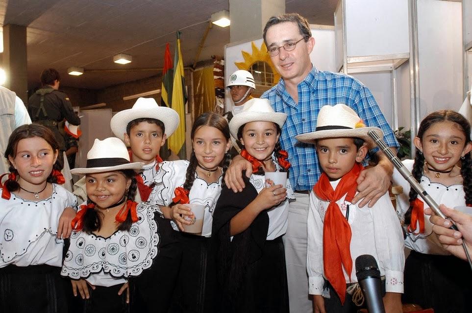 Álvaro Uribe Vélez | Copolitica