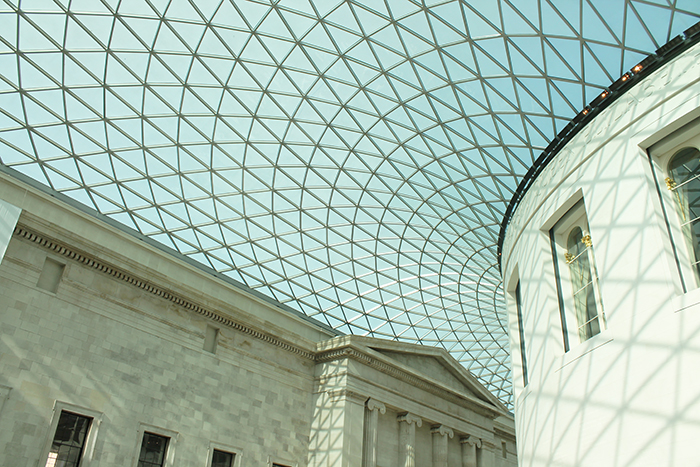 A morning at the British Museum