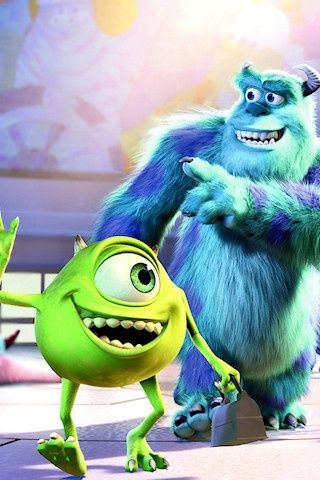 iphone wallpapers monsters inc iphone backgrounds