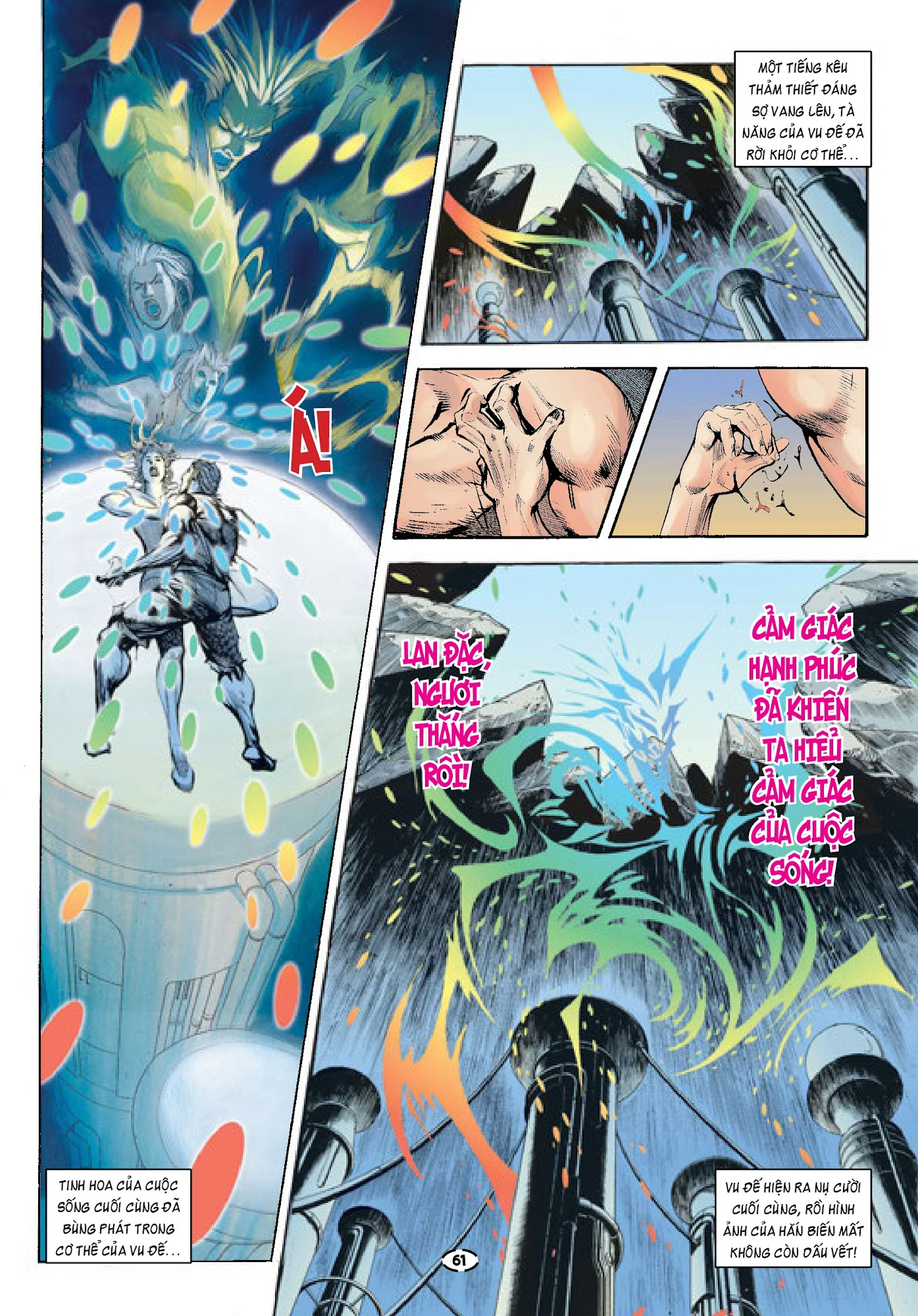 Đại Kiếm Sư Chap 32 - Trang 25