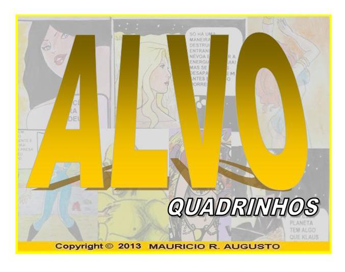 ALVO quadrinhos