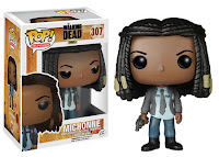 Funko Pop! Rick Michonne