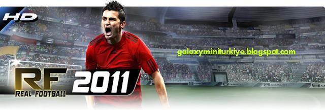 Real Football 2011 galaxy mini Real Football HD 2011 Galaxy Mini (QVGA
