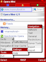 Opera Mini Mod 4.21 Beta 18 English Download