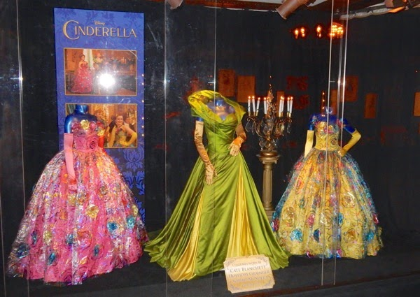 Cinderella Cate Blanchett Costumes