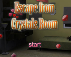 Ayuda Escape From Crystals room Pistas
