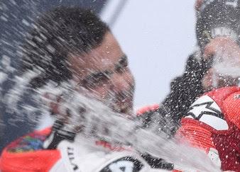 Tak Diperhitungkan Sebelumnya, Petrucci Pecundangi Banyak Pembalap