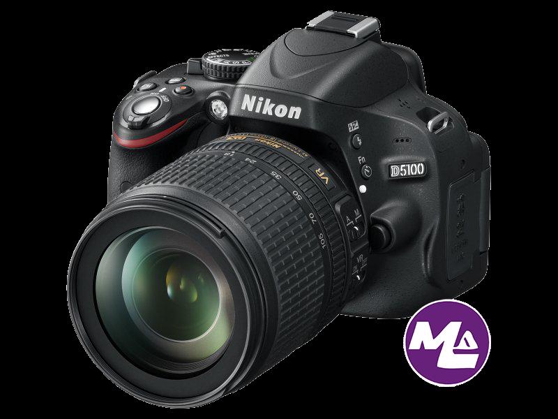 نيكون Nikon D5100: