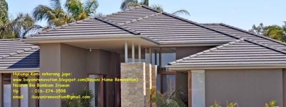 Bumbung Rumah Teres Setingkat Design Rumah Terkini