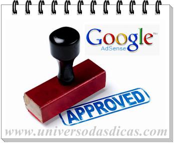 Como ter blog aprovado no  Adsense