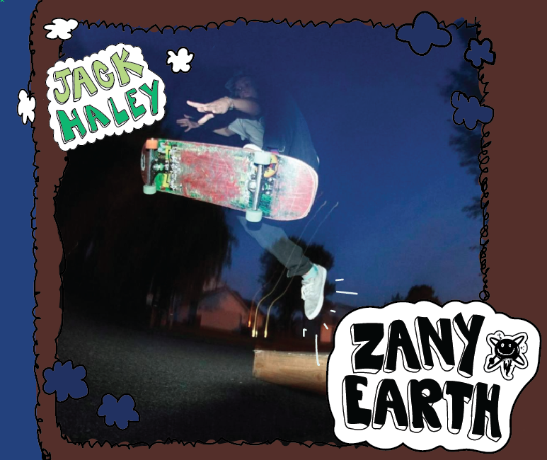 Zany Earth