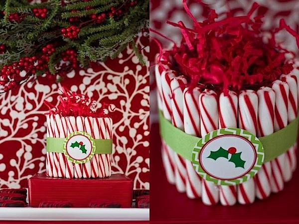 dekorasi clasik natal untuk rumah anda dengan warna merah