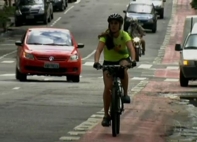 Maiores cidades do Brasil adotam medidas para disciplinar o uso de bicicletas