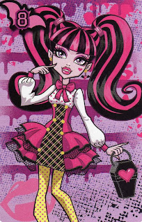 Monster High, Draculaura, part 3