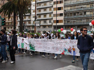 Palermo: marcia della legalità.