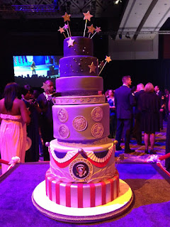 Duff Goldman Charm City Inauguration Cake