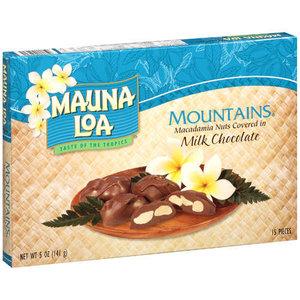 Mauna Loa Chocolate Mac Nut