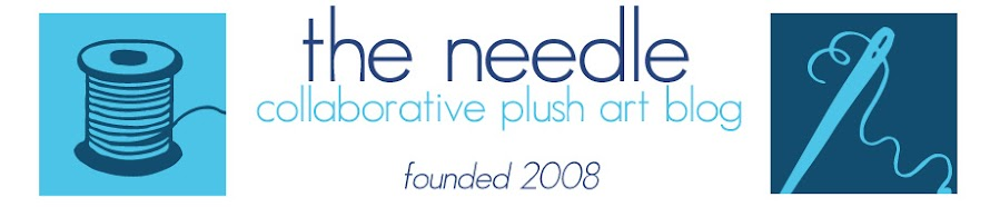 TheNeedle.org - Collaborative Plush Art Blog &amp; Plush Artist Resources