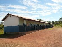 Escola Estadual Rosa Domingas de Jesus (Comunidade do Mutuca - Quilombo Mata Cavalo)