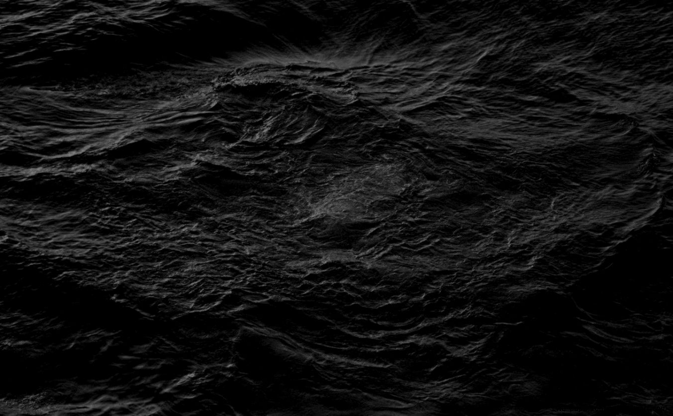 dark ocean water wallpaper  1440 x 900  384 kB by Aethelred Backer