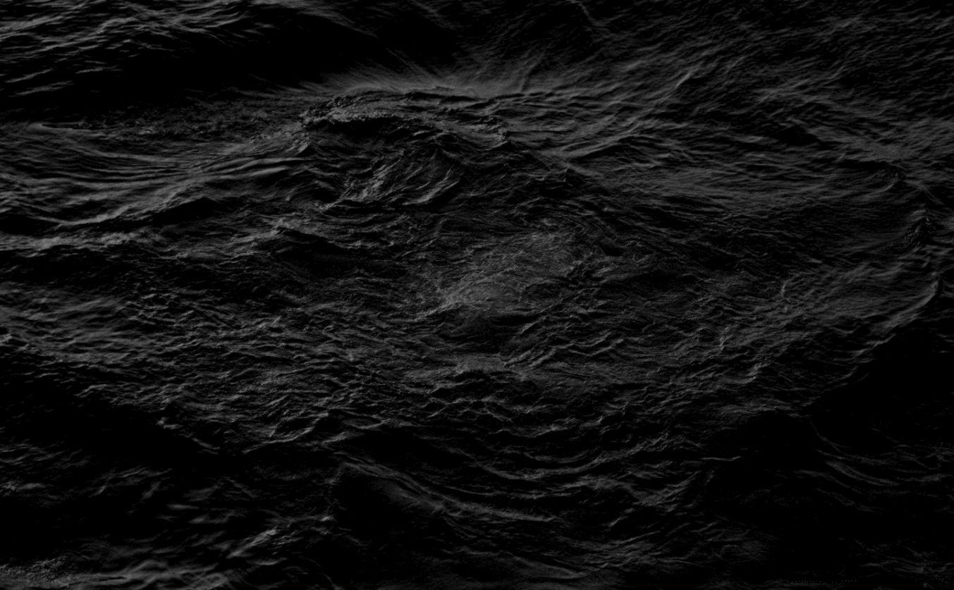 dark ocean water wallpaper  1440 x 900  384 kB by Aethelred Backer