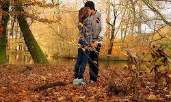 Y aunque sea el más frio de los otoños a tu lado seria es más cálido y el más bonito.