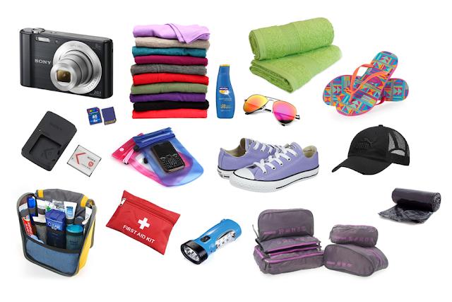 Art Li and Stuff - Travel Essentials