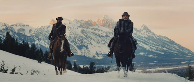 Django unchained - il freddo e fruttuoso inverno