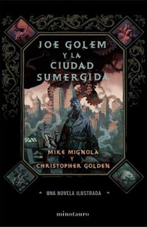 Tus lecturas recomendadas Joe+Golem+y+la+ciudad+sumergida