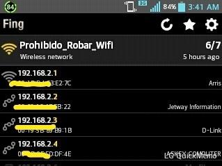 Como buscar mi celular con gps - como saber quien esta conectado a mi modem