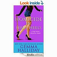 Homicide in High Heels:  High Heels Mysteries book #8 by Gemma Halliday