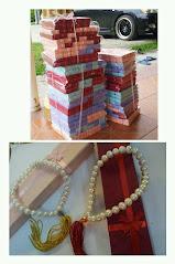 Mau cari gift perkahwinan?pm ayu @ ctc 0195850725 untuk dptkan harga menarik.